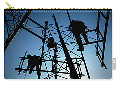Tower Tech Carry-all Pouch by Robert Geary