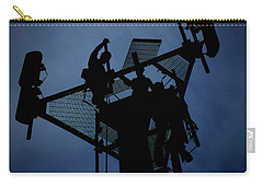 Tower Top Carry-all Pouch by Robert Geary