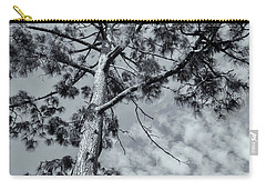 Carry-all Pouch featuring the photograph Towering by Linda Lees