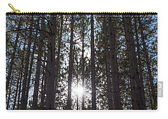 Towering Pines Carry-all Pouch
