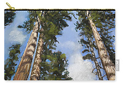 Towering Sequoias Carry-all Pouch