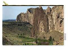 Towering Smith Rocks Carry-all Pouch