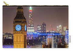 Towers Of London Carry-all Pouch