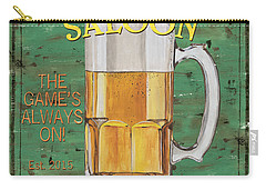 Township Saloon Carry-all Pouch by Debbie DeWitt