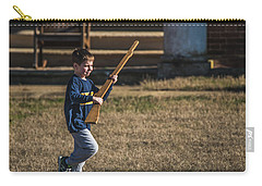 Toy Soldier Engages At Fort Washington Carry-all Pouch by Jeff at JSJ Photography