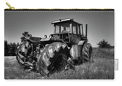Tractor In The Countryside Carry-all Pouch