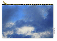 Carry-all Pouch featuring the photograph Trade Winds by Jesse Ciazza