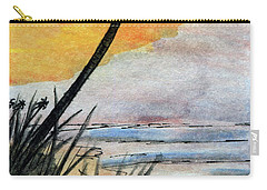Trade Winds  Carry-all Pouch by R Kyllo