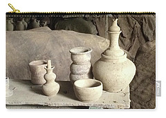 Traditional Craft Work.  Carry-all Pouch