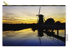 Dutch Landscape Carry-all Pouches