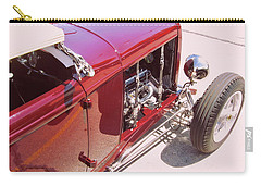 Traditional Roadster Carry-all Pouch