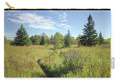 Trail In September Meadow Carry-all Pouch