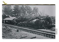 Train Derailment Carry-all Pouch