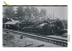Train Derailment Carry-all Pouch