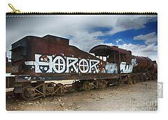 Train Graveyard Uyuni Bolivia 13 Carry-all Pouch
