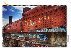 Train Graveyard Uyuni Bolivia 17 Carry-all Pouch