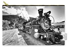 Train Nin Silverton Colorado Carry-all Pouch