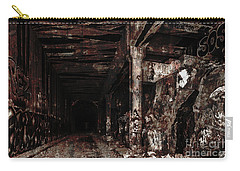 Donner Summit Train Tunnel Carry-all Pouch
