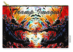 Tramp Images Logo Carry-all Pouch