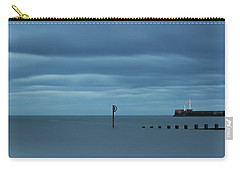 Tranquil Aberdeen Beach _ Pano Carry-all Pouch
