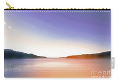 Tranquil Afternoon At The Lake Carry-all Pouch