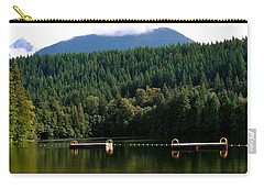 Tranquil Alice Lake Carry-all Pouch