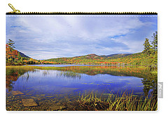 Carry-all Pouch featuring the photograph Tranquil by Chad Dutson