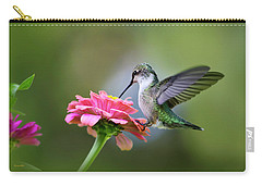 Tranquil Joy Carry-all Pouch by Christina Rollo