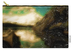 Tranquil Nature Awaits Carry-all Pouch