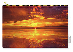 Tranquil Oasis Carry-all Pouch by Phil Koch