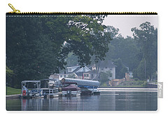 Tranquil River Carry-all Pouch