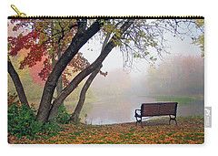 Tranquil View Carry-all Pouch by Betsy Zimmerli