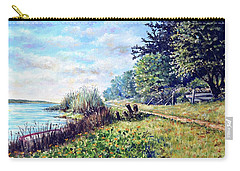Tranquility Carry-all Pouch by Heidi Kriel