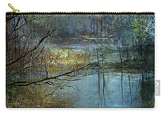 Tranquility Carry-all Pouch by John Rivera