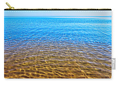 Carry-all Pouch featuring the photograph Tranquility by Kathleen Sartoris