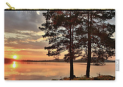 Carry-all Pouch featuring the photograph Tranquility by Rose-Marie Karlsen