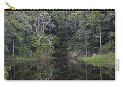 Carry-all Pouch featuring the photograph Tranquility by Sheila Brown