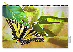 Transformation  Carry-all Pouch by Diane Schuster