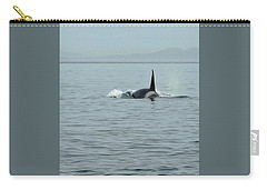 Transient Killer Whale Carry-all Pouch