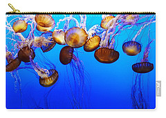 Translucent Jellyfish Carry-all Pouch