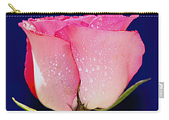 Translucent Rose Carry-all Pouch