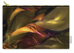 Trapped In Amber Carry-all Pouch