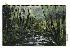 Trask River Carry-all Pouch