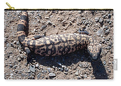 Traveler The Gila Monster Carry-all Pouch
