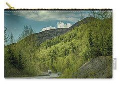 Traveling Alaska   Carry-all Pouch
