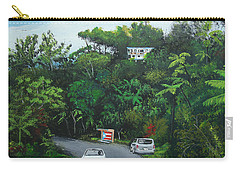 Traveling In Adjuntas Mountains Carry-all Pouch