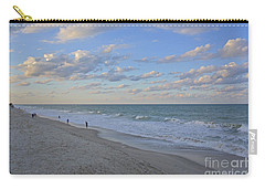 Carry-all Pouch featuring the photograph Treasure Coast by Carol  Bradley