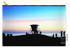 Treasure Coast Florida Sunrise Seascape Paradise 447 Carry-all Pouch