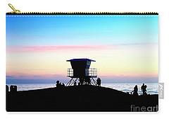 Treasure Coast Florida Sunrise Seascape Paradise 447c Carry-all Pouch