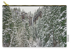 Treasure Falls Is One Of Colorado's Priceless Treasures.  Carry-all Pouch